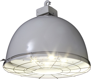 Dimmable LED high bay lighting from LEDtronics