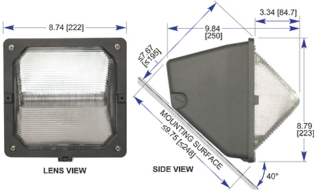 LED Outdoor Flood Lamp, LED Flood Light, LED Floodlight, LED Floodlight fixture