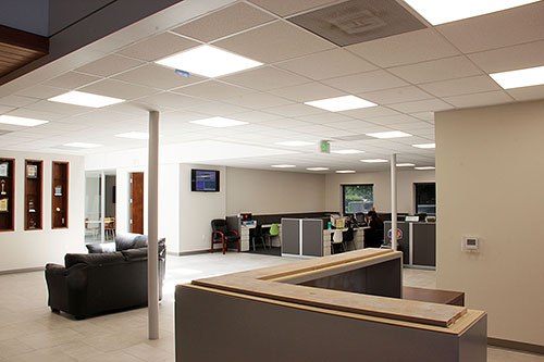 Etl And Dlc Listed Dimmable Led Thin Panel Lights For Down