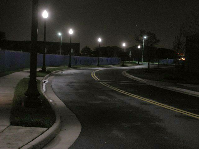 Bolling Afb In Washington D C Saves Energy With Led
