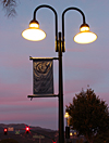 LED Pendant Lamps Help Central California Town