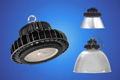 LEDtronics Latest-generation LED High Bay Light Fixtures Boast Higher Lumens While Being More Afford
