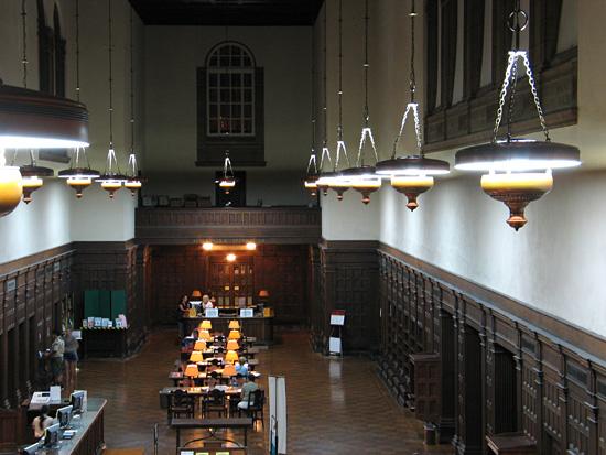 World Interior Design Network Pasadena City Library Ledtronics