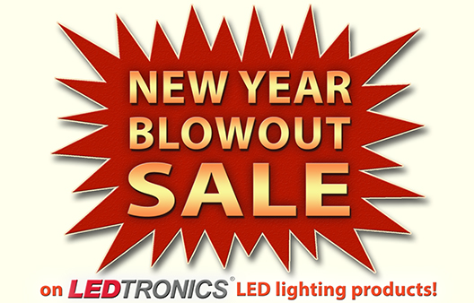 LEDtronics Blowout Sale