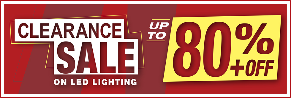 LEDtronics Clearance Sale Products