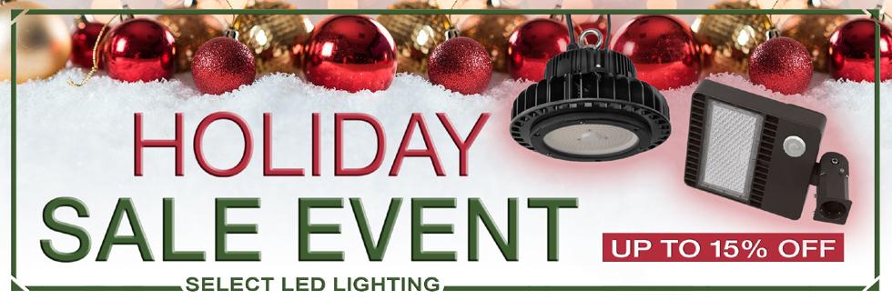 LEDtronics Holiday Sale