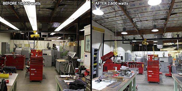 Ledtronics Led High Bay Low Bay Lighting