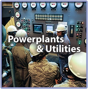 Powerplants & Utilities
