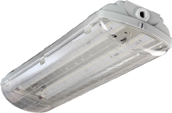 Linear Canopy<br />High Bay / Low Bay Luminaires