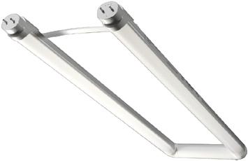 U-Bent T8 LED Tube Lights