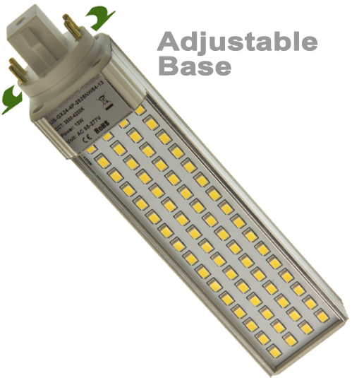 LED CFL Bulb, LED bulb, T10 LED bulb, compact fluorescent LED lamp, compact fluorescent lamp bulb