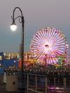 Santa Monica Pier Lights Replaced with LEDs