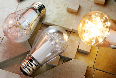 S14 LED Light Bulbs, Consumes Only 1 3W Compares with 11W Incandescent