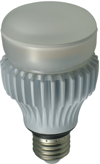 A19 LED Bulb Dimmable with LED Dimmers. Up to 60 Watt Incandescent Replacement