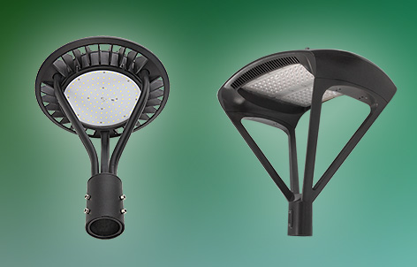LEDtronics Expands Its Decorative Post Top Series for Walkway and Parking Lot Lighting