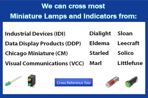 Incandescent to LED Cross Reference