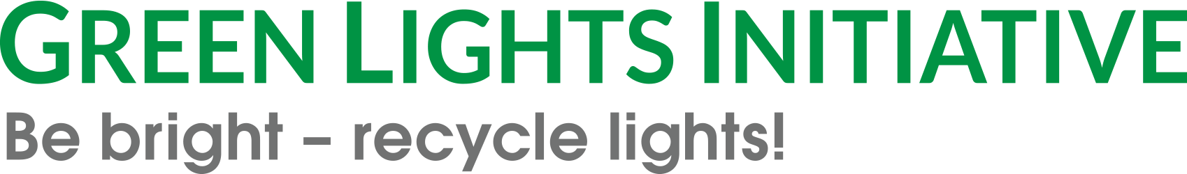 Green Lights Initiative - Be Bright Recycle Lights