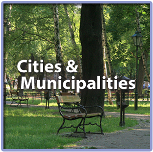 Cities & Municipalities