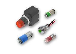 LED Bulbs & Indicators for Control Panels