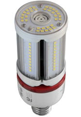 Omnidirectional LED Post Top