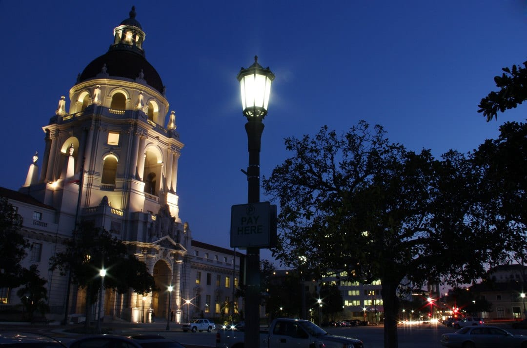 Pasadena City Hall, California